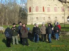 Výlet nakolech naJanův hrad - 26.12. 2019