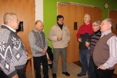 Výstava Hodoví stárci vLanštorfě