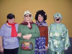 Fašank důchodců - 28.2. 2017