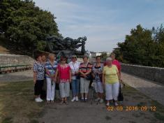 Výlet doBratislavy - 2.9. 2016
