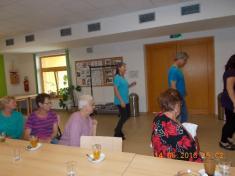 Výuka Country tanců - 14.6. 2016