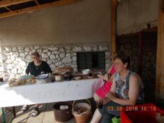 Guláš sebje - 3.6. 2016