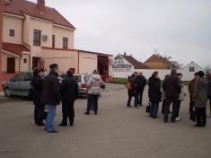 Návštěva muzejí vLužicích, Dolních Bojanovicích aVelkých Bílovicích