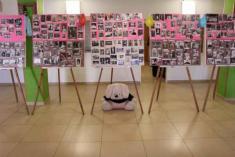 """Výstava """"Vzpomínky nadětství amládí"""""""