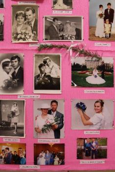 Výstava Svatební vzpomínky