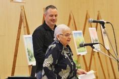 Jubilejní výstava obrazů Libora Vymyslického